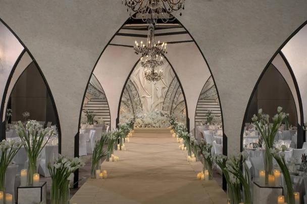 摩卡婚礼案例-高级与优雅 打造CHANEL经典风格婚礼